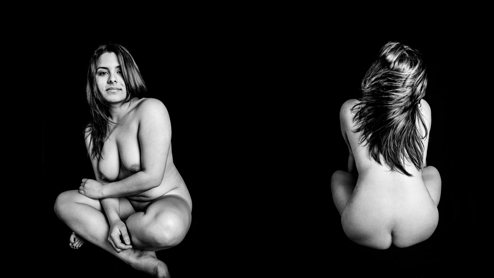 Nude in the dark © by matheu.es